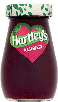 Hartley's Raspberry Jam