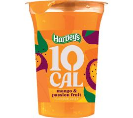Hartley's 10 Cal Mango & Passionfruit Jelly Pot