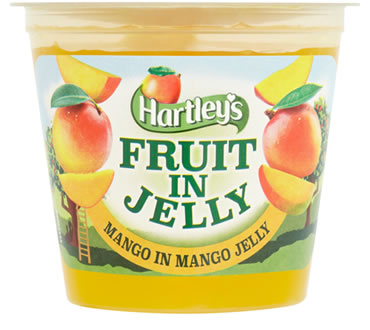 Hartley's Mango in Mango Flavour Jelly Pot 120g
