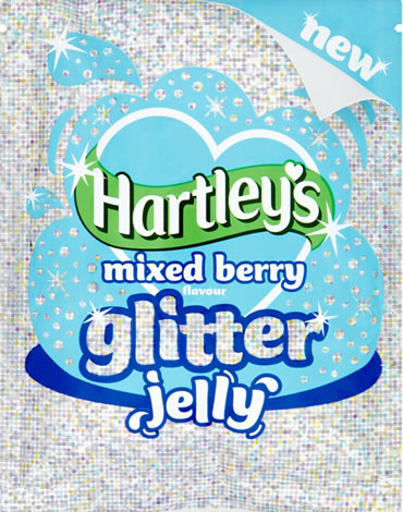 Hartley's Mixed Berry Glitter Jelly