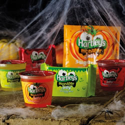 Haunting Halloween Jelly from Hartley's